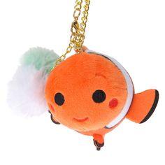 【公式】ディズニーストア キーホルダー・キーチェーン ぬいぐるみ付き ツムツム ニモ TSUM TSUM CANDY Finding Nemo:  ディズニーグッズ・ギフトの公式通販サイトDisneystore