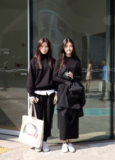 seoul fashion week 2015 ss #fashion #streetstyle #seoulfashion