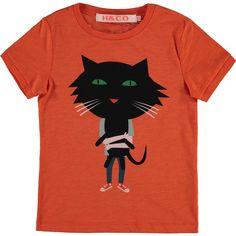 HILDE & CO T-shirt TeoFred & Ginger kinderkleding en babykleding