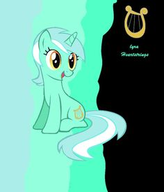 Lyra Heartstrings by ~AbsentParachute on deviantART