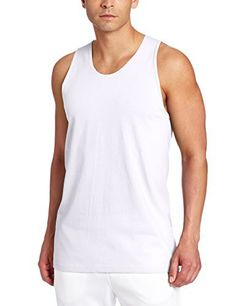 7f51d6cade4091 Russell Athletic Men s Basic Cotton Tank Top
