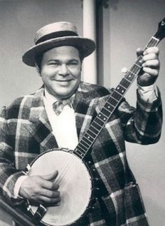 Roy Clark from Va...great singer/musician best remembered from the TV show Hee Haw