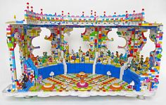 LEGO Movie Coliseum | Flickr - Photo Sharing!