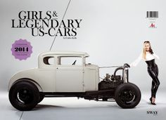 Vintage Classic Cars and Girls