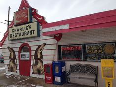 Charlie's Dog House diner has been a favorite with West Siders since the 1950s.