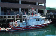 Portland Fire Department Marine 15 ★。☆。JpM ENTERTAINMENT ☆。★。