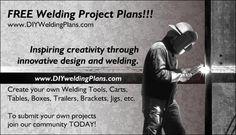 visit www.diyweldingplans.com