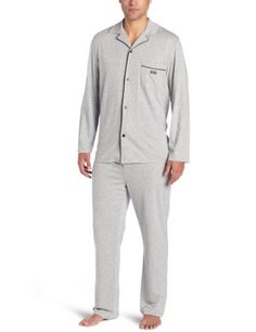 HUGO BOSS Men's Knit Pajama Gift Set « Clothing Impulse-totally love pajamas,totally looove this!