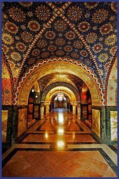 King's Crypt - Oplenac, Serbia