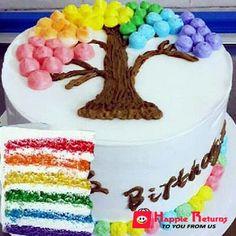 Chennai Vanilla Online Cake Delivery Ice Birthday Cakes Donut