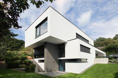 Einfamilienhaus Bauhaus Architektur
