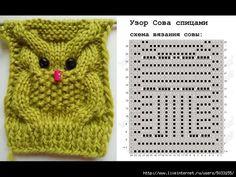 Diy Crafts - Child Knitting Patterns knit cap in solely 45 rounds --- owl motif Baby Knitting Patterns Supply : Mütze stricken in nur 45 Runden- Owl Knitting Pattern, Knitting Stiches, Cable Knitting, Baby Hats Knitting, Crochet Baby Hats, Knitting Patterns Free, Knit Patterns, Stitch Patterns, Free Pattern