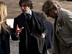 I Don't Know What They're Saying But I Love To Watch Them Talk, Florence « The Sartorialist