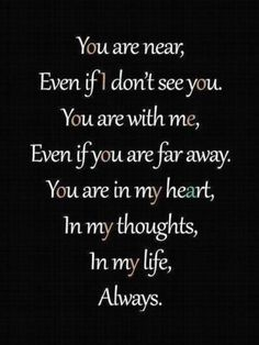 It is so hard to be away from YOU! I Love YOU so much Baby! I Miss YOU!in my heart.my thoughts.but I Love YOU in my arms! YOU are so beautiful.so sexy.so perfect! My heart belongs to YOU! Great Quotes, Quotes To Live By, Me Quotes, Inspirational Quotes, Qoutes, Daily Quotes, Tu Me Manques, Love Of My Life, Wise Words
