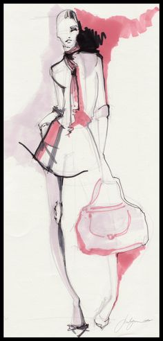 Julija Lubgane   watercolor   illustration