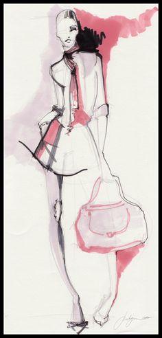 Julija Lubgane | watercolor | illustration