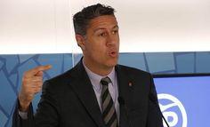 Garcia Albiol demana a Puigdemont que denunciï Santi Vidal