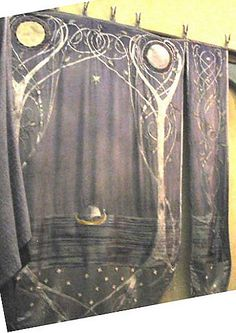 Council of Elrond » LotR News & Information » Elven Realms: Arwen's Bedroom Banner (As seen in The Two Towers)