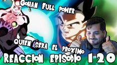 Dragon Ball Super 120 | Gohan Kamehameha | Nuevo Personaje | Anirasa | R...