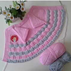ads ads Best 12 – Page 51791464451694522 – SkillOfKing. Baby Pullover, Baby Cardigan, Doll Patterns, Crochet Patterns, Pull Bebe, Free Baby Blanket Patterns, Crochet Jacket, Sweater Knitting Patterns, Knitting For Kids