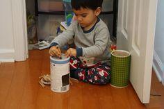 The Adventures of Bear: Fall Montessori Work