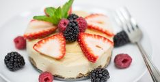 Raw Lemon Cheesecake by Blendtec
