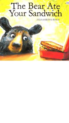 Kid Books, Children's Books, Books To Read, Amazing Books, Great Books, Preschool Books, Book Activities, Forever Book, Bear Theme