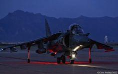 AV-8B Harrier II Plus VMA-214 BuNo 165573