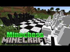 Minechess / Schachspiel Mod - Minecraft Mod Review - YouTube Minecraft Mods, S Videos, Mini Games, Youtube, Games, Youtubers, Youtube Movies