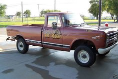 1969 International Harvester 4x4 Pick Up Truck by Hartog, via Flickr