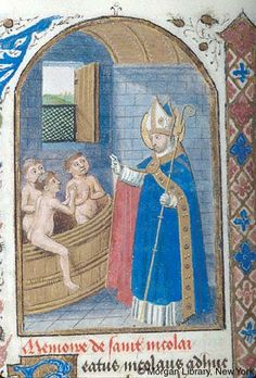 Book of Hours, MS M.194 fol. 152v - Images from Medieval and Renaissance Manuscripts - The Morgan Library & Museum
