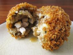 STUFFING CROQUETTES