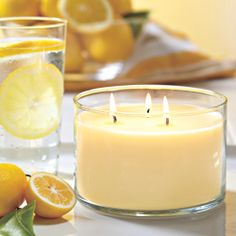 Have a smelly home? Poof! Make it a Fresh Home by PartyLite with this odor-neutralizing 3-wick jar! Fragrances include Brighter Days, Bluer Skies, Greener Grass and Perfect Pet.   for any help please contact me anytime at michellemybell4@hotmail.com  PartyLite Independent Consultant ....