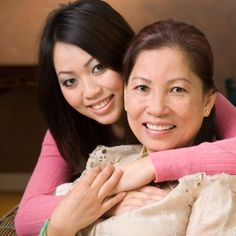 An Successful Middle Aged Asian Women Ptc Middle Aged