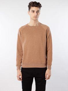 R. The Raglan Sweayshirt by Gant Rugger A/W-15 - APLACE Fashion Store & Magazine
