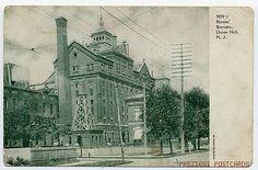 BERMES BREWERY - UNION HILL Union City NJ ca1906