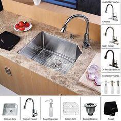 10 Kitchen Faucets Ideas Kitchen Faucet Kitchen Sink Faucets