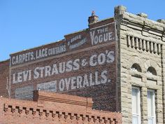 Levi Strauss & Co., Woodland, Calif.,  by Jasperdo  (I see this from the restaurant where we often eat.)