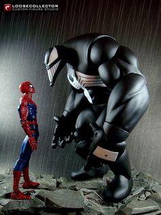 Venom : Sam Keith Style (Marvel Legends) Custom Action Figure