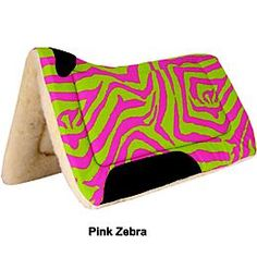 Mustang Fun Fashion Contour Saddle Pad