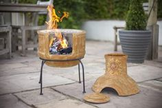 Clay Sun Design Chiminea with BBQ Grill Patio Heater 85cm H x 36cm W Free Cover Oxford Barbecues http://www.amazon.co.uk/dp/B00ITVQ25E/ref=cm_sw_r_pi_dp_DhU6vb0TCMFQ0
