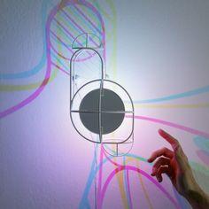 Amazing CMYK Wall on www.otoko.fr #lighting #light #dennisparren #studiodennisparren #lamp #interiordesign #lightingdesign #decoration #interior #designlamp #creative #design #designer #art #artist #luminaire #RGB #led #dutchdesign #inspiration #lighteffects #inspiration #applique #designinterieur #contemporain #color #amazing