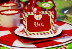 North Pole Party Christmas/Holiday Party Ideas | Photo 1 of 24