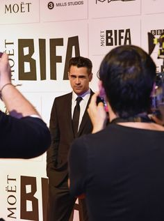 Colin Farrell at the 2015 Moet British Independent Film Awards