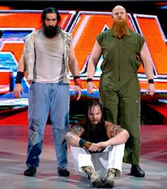 WWE The Wyatt Family