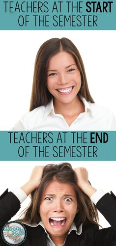 Helpful tips to ease teacher stress at the end of the year!