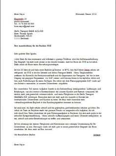 cover letter template germany  Muhammed Rafi (mrkb14) on Pinterest