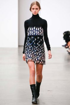 Aquilano.Rimondi Fall 2015 Ready-to-Wear Fashion Show