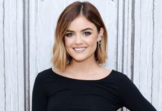 """Pin for Later: Here's What the Pretty Little Liars Cast Is Saying About the Finale and the """"A"""" Reveal Lucy Hale (Aria Montgomery)"""