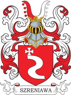 Szreniawa Family Crest and Coat of Arms